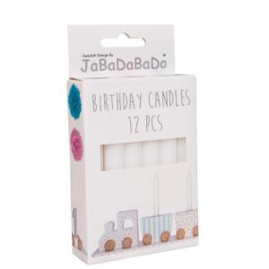 Jabadabado Sviečky pre Narodeninový vláčik