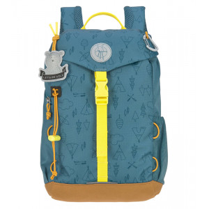 Lässig Detský batoh Mini Backpack Adventure blue