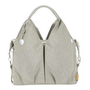 Lässig taška na rukoväť  Green Label Neckline Bag Ecoya 2019 sand
