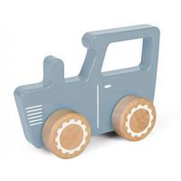 Little Dutch Traktor blue