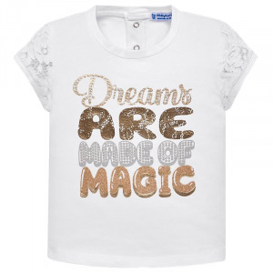 Tričko MAYORAL Dreams, Girl (4G)