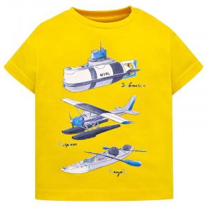 Tričko MAYORAL žlté Ponorka, Boy (3J)