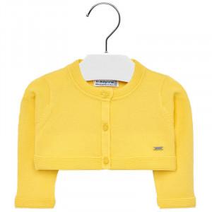 Bolerko MAYORAL žlté, Girl (4D)
