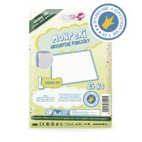 MonPeri absorpčné podložky 60x90 cm podložky L