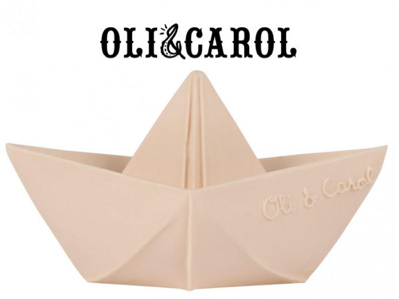 OLI&CAROL Origami loďka BOAT NUDE