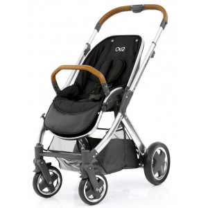 BabyStyle OYSTER 2 mirror tan rám