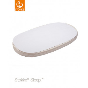 Stokke Sleepi Protection Sheet Oval 116x64cm