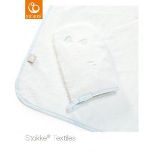 Stokke Hooded Towel Osuška 80x80cm