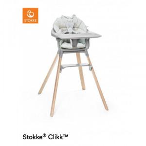 Stokke Clikk High stolička Cloud Grey