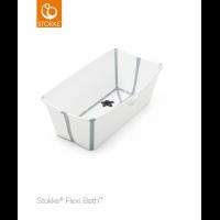 Stokke Flexi Bath Skladacia vanička na kúpanie White