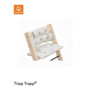 Stokke Tripp Trapp Classic Vankúšik Birds Blue