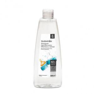 SUAVINEX | Dezinfekčný gél na fľaše a cumlíky, 500ml