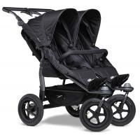 TFK športový kočík  Duo stroller - air wheel black