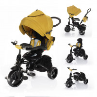 ZOPA Trojkolka CITI TRIKE, Curry Yellow