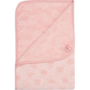 Bébé-jou FABULOUS Multifunkčná deka / osuška Blush pink