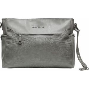Little Company Prebaľovacia taška COPENHAGEN Croco grey