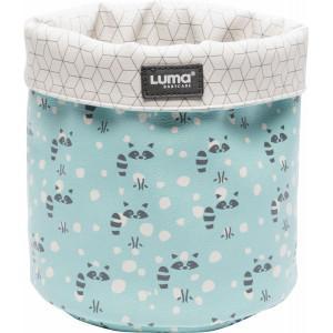 LUMA Odkladací košík Racoon Mint