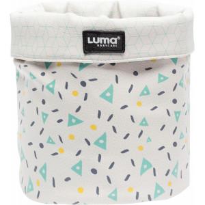 LUMA Odkladací košík Shapes Mint