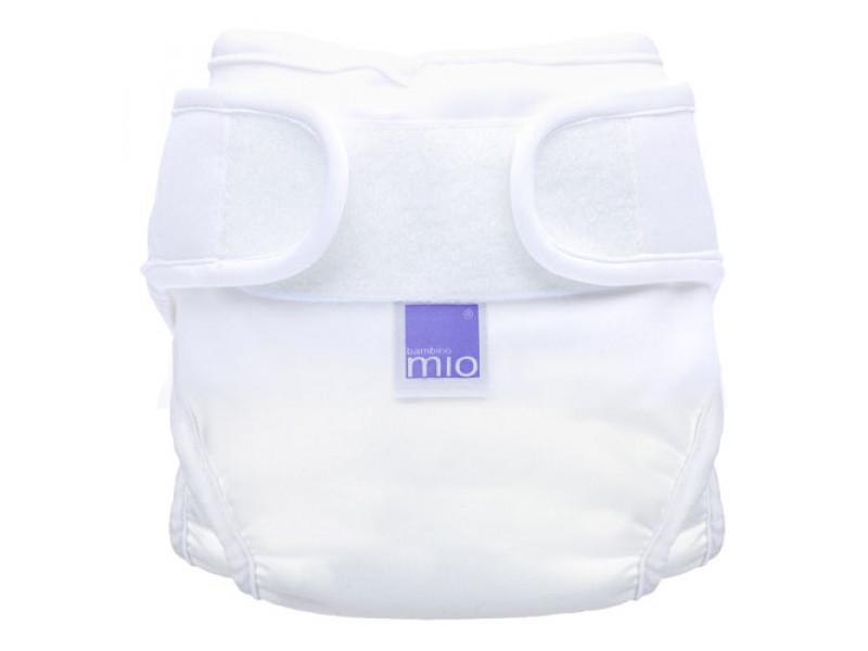 Bambino Mio Miosoft plienkové nohavičky biele veľ.2 (9kg +)