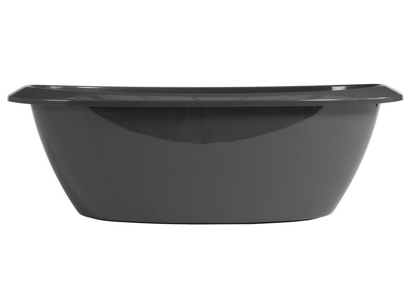 LUMA Vanička Baby Bath dark grey