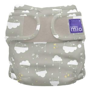Bambino Mio Miosoft plienkové nohavičky Cloud Nine veľ. 1