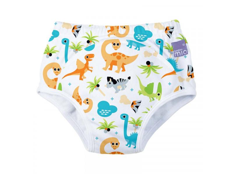 Bambino Mio učiace plienkové nohavičky 2 - 3 roky Dino
