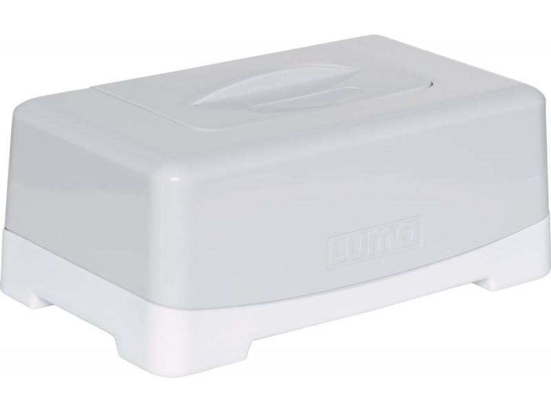 LUMA Box na obrúsky EASY Light Grey