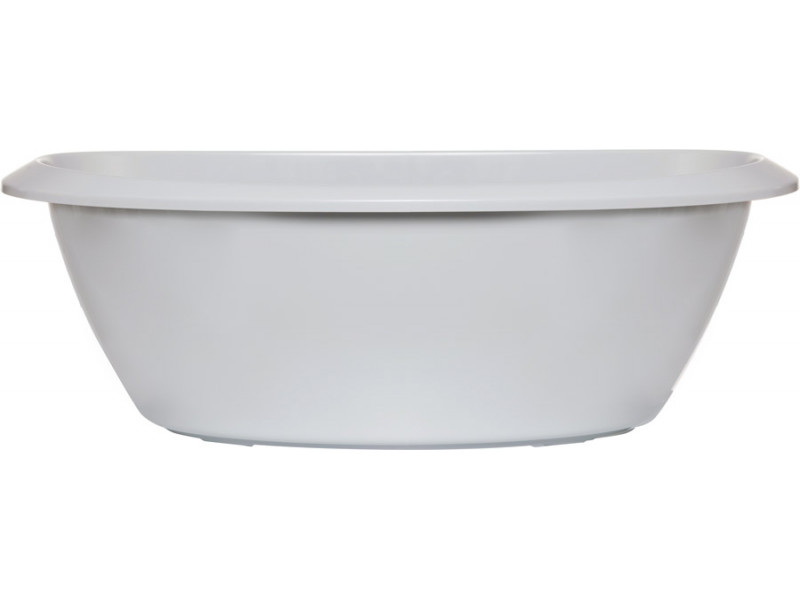 LUMA Vanička Baby Bath Light Grey