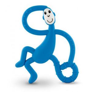 MATCHSTICK DANCING MONKEY Hryzátko a zubná kefka BLUE