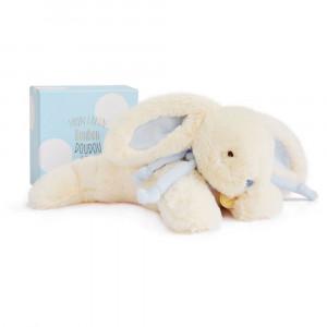 DouDou et Compagnie Lapin Bonbon Zajačik modrý PM 30cm