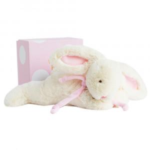 DouDou et Compagnie Lapin Bonbon Zajačik ružový PM 30cm