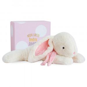 DouDou et Compagnie Lapin Bonbon Zajačik ružový PM 75cm