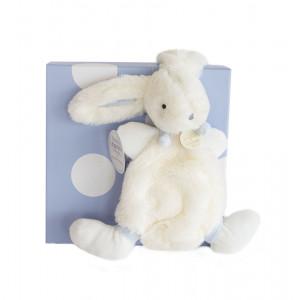 DouDou et Compagnie Lapin Bonbon Zajačik modrý PM mojkáčik 26cm