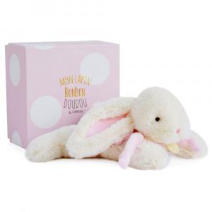 DouDou et Compagnie Lapin Bonbon Zajačik ružový PM 25cm