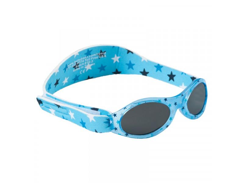 DOOKY Slnečné okuliare BabyBanz BLUE Stars