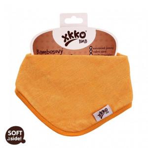 XKKO Bambusový slintáčik ORANGE oranžový