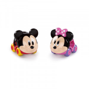 DISNEY BABY  Hračka autíčka Mickey Mouse & Friends Go Grippers™ 2ks, 12m+   DISNEY BABY